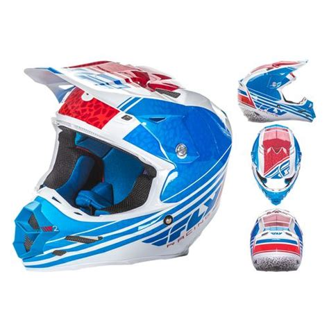animal motocross helmet fly racing f2 carbon animal helmet revzilla