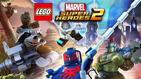 lego marvel super heroes 2 wallpapers images photos lego marvel super heroes 2 review nag