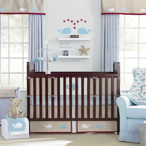 Wendy Bellissimo Bedding by Wendy Bellissimo Snug Harbor Baby Bedding Collection
