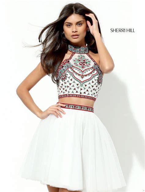 Homecoming Dresses by Sherri Hill 50645 2016 Sherri Hill Homecoming Dress