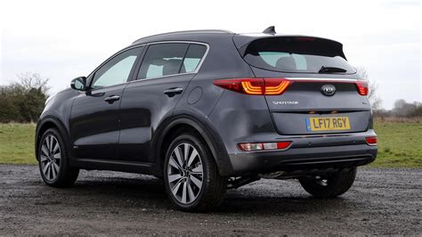 kia sportage  review family values car magazine