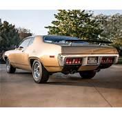 1971 PLYMOUTH HEMI ROAD RUNNER 2 DOOR HARDTOP  Rear 3/4 160961