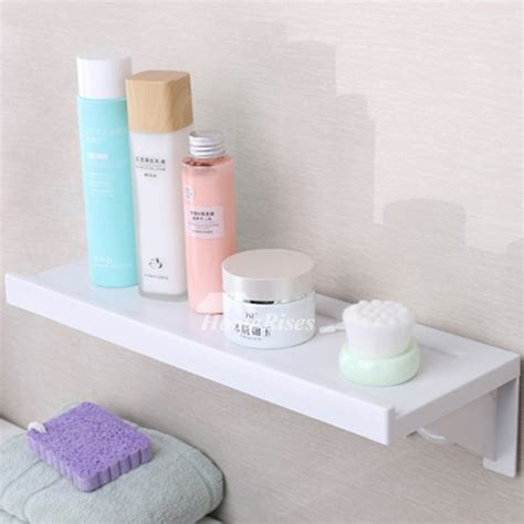 suction cup bathroom shelf good quality suction cup abs plastic white bathroom wall shelf