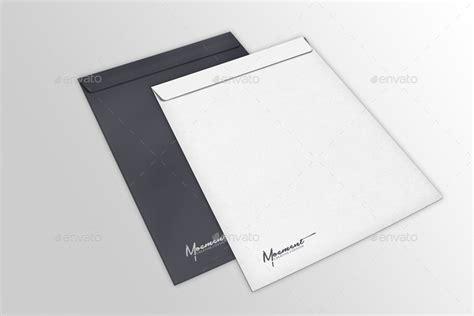 envelope design mockup envelope c4 mockup by moement graphicriver