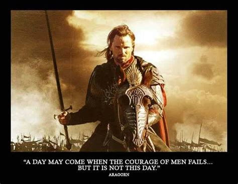 More On Battle Speeches 2 by Aragorn Lord Of The Rings The Hobbit