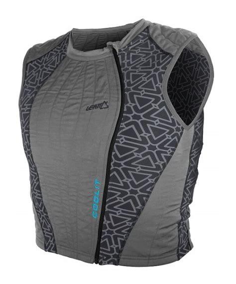 cooling vest leatt coolit evaporative cooling vest revzilla