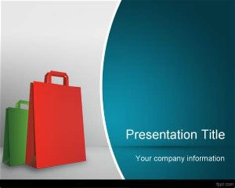 ppt templates for online shopping free download retail powerpoint template