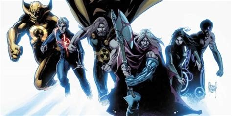 avengers time runs out exclusive advance marvel solicitations for avengers time runs out