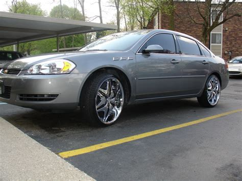 chevy impala on 22s the gallery for gt impala on 22s