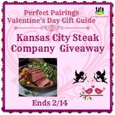 Company Giveaway - cassandra m s place kansas city steak company giveaway
