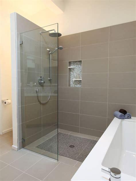 Walk In Shower Wall Options Pros And Cons Of A Walk In Shower