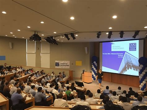 Fuqua Mba Admissions by Admissions Facts Dates Weekend Executive Mba Duke S