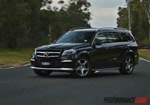 2013 mercedes gl 63 amg driving