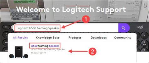 Download Logitech Lautsprecher Treiber Installieren