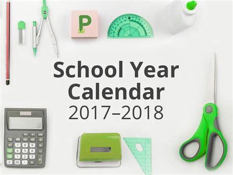 Fairfax County School Calendar Fairfax County School Calendar 2017 18 Day Of
