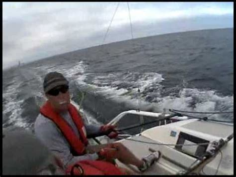 annapolis boat show cam on the water anarchy test sails the new linq cq 6 proto