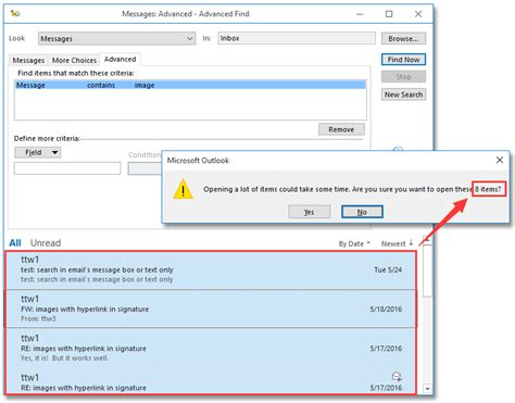 Search Results For Number how to count the total number of search results in outlook