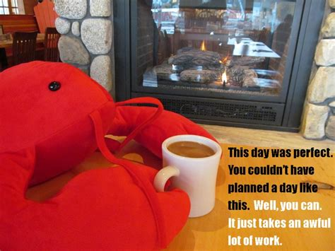 groundhog day larry 17 best images about the adventures of larry the lobster