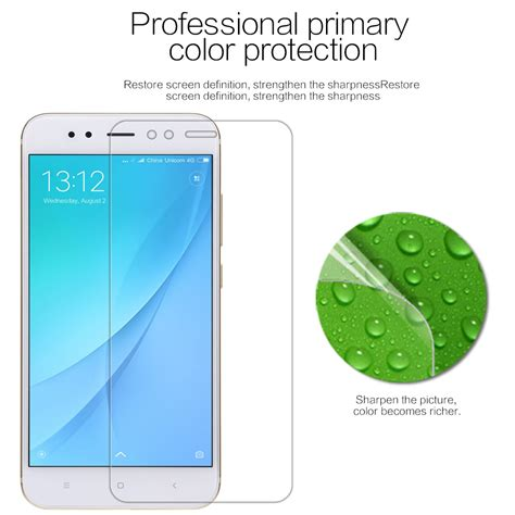 Xiaomi Mi 5x Anticrack High Quality transparent xiaomi mi 5x mi a1 matte nillkin high quality