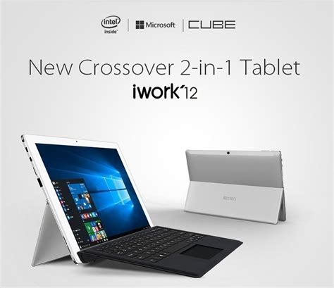 Cube Iwork12 Tablet Pc Dual Os Windows 10 Android 4gb 64gb 12 2 Inch cube iwork12 tablet pc dual os windows 10 android 4gb