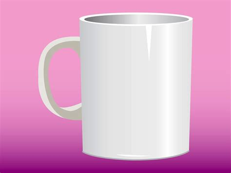 mug design in vector coffee cup vector vector art graphics freevector com