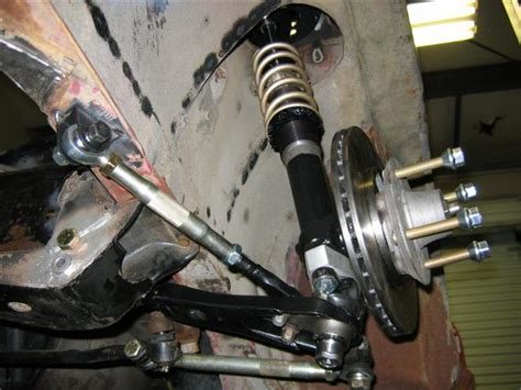 Datsun 510 Suspension Upgrades by 1971 Datsun 510 Wagon The Speed Co