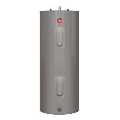 home depot rheem 40 gallon electric water heater