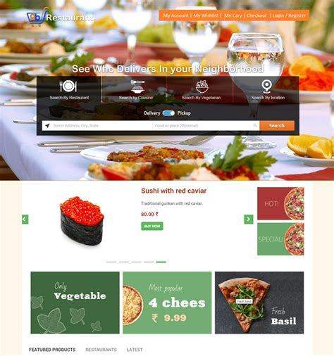 Ordering Systems food ordering system for restaurants