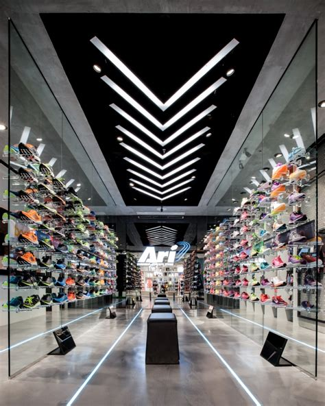 athletic shoe stores ari running store by whitespace bangkok thailand