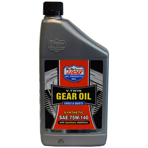 Lucas Synthetic 75w 140 Gear lucas synthetic sae 75w 140 gear 10791 15 75 r r cycles inc specializing in