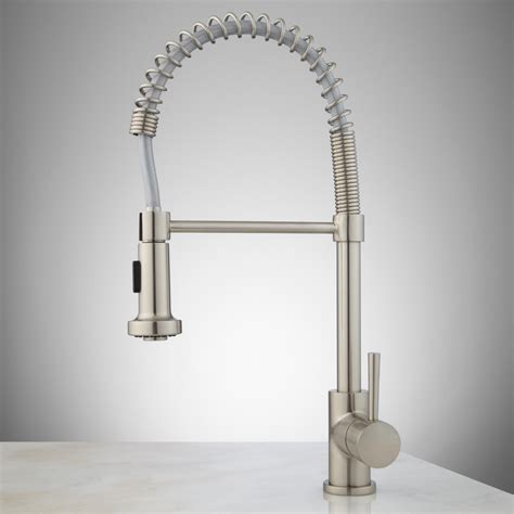 tall kitchen faucet with spray tall kitchen faucet with spray