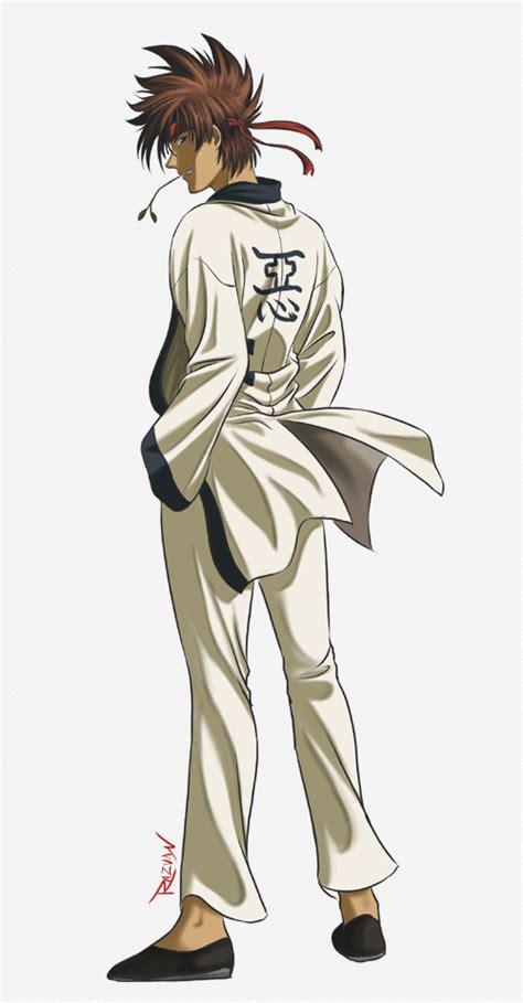 Kaos Sanosuke Sagara Samurai X sanosuke sagara 1 by razvan on deviantart