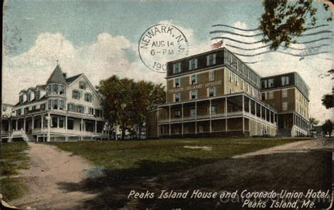 Peaks Island House by Peaks Island House And Coronado Union Hotel