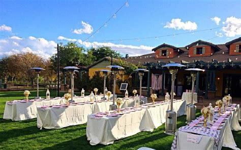 table rentals mesa az corporate events weddings backyard office meetings