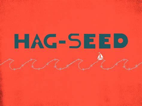 hag seed start reading hag seed read it forward