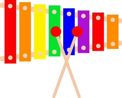 play painting free xylophone clip free clipart best