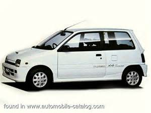 Daihatsu L200s 1990 Daihatsu Mira Related Infomation Specifications