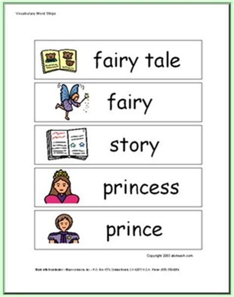 unit 6 resources themes in american stories fairy tales theme unit worksheets and printab