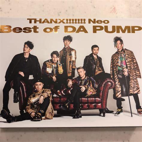 da pump da best thanx neo best of da pumpの通販 by shikakuka s shop ラクマ