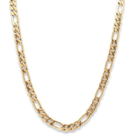 s stainless steel byzantine chain necklace 24 quot and