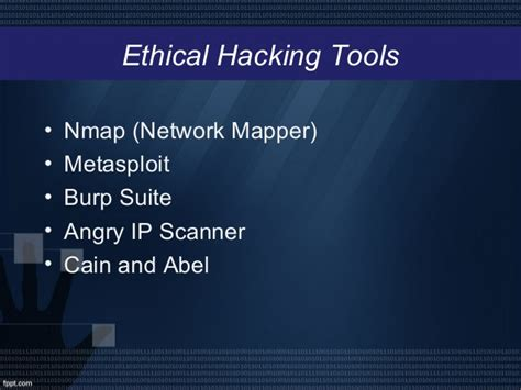 tutorialspoint ethical hacking pdf ethical hacking powerpoint