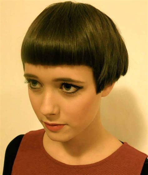 micro bangs short hair 44 best bobs micro images on pinterest bobs short bobs