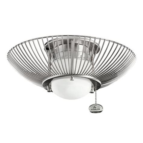 Kichler Lighting 380114 Ribbed Wire Ceiling Fan Light Kit Kichler Lighting Parts