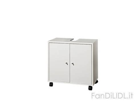 mobili lidl mobile sottolavabo bagno accessori interno fan di lidl