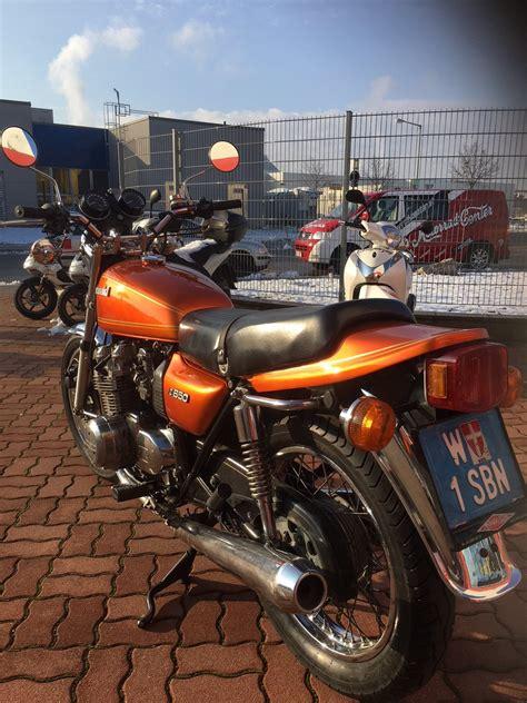 Motorrad Gabel Service Wien by Motorrad Occasion Kawasaki Z 650 Z 650 B Erstzulassung