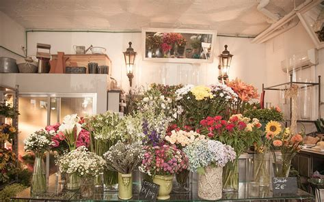the flower shop 9 charming flower shops in madrid