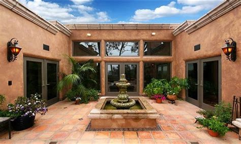 style courtyards style homes with courtyards hacienda style homes style house with