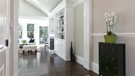 gray walls white trim dark wood floor light grey walls white trim our house