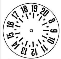 dischi orari gli orari e i posti li konosco ma inixiando