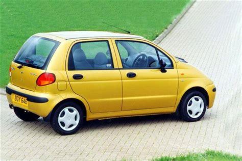 Matiz Auto by Daewoo Matiz 1998 2005 Used Car Review Car Review